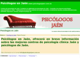 psicologosjaen.com.es
