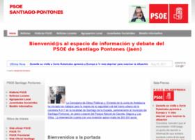 psoesantiagopontones.es
