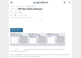 psp-max-media-manager.uptodown.com