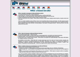 pspad.com