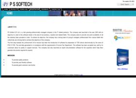 pssoftech.com