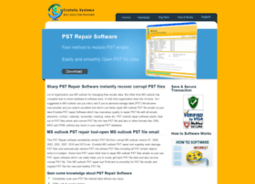 pst.outlookrepairsoftware.com