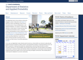 pstat.ucsb.edu