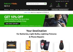 pstest.batteriesplusbulbs.com