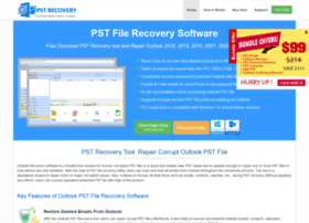 pstfilerecovery.org