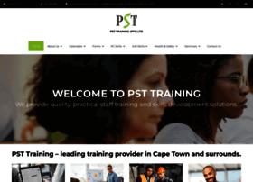 psttraining.co.za