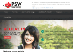 pswgroups.com