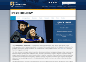 psy.uncg.edu