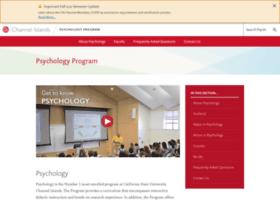 psych.csuci.edu