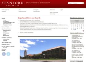 psych.stanford.edu
