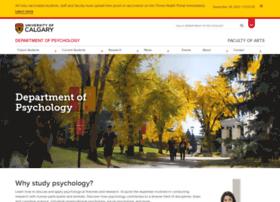 psych.ucalgary.ca