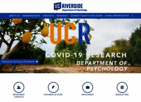 psych.ucr.edu