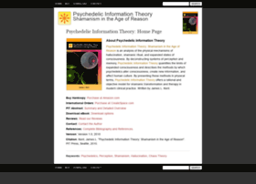 psychedelic-information-theory.com