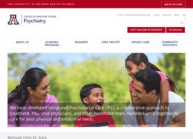 psychiatry.arizona.edu