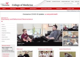 psychiatry.uc.edu