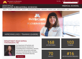 psychiatry.umn.edu