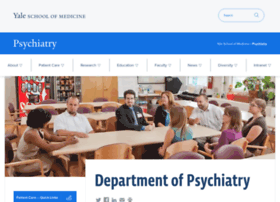 psychiatry.yale.edu