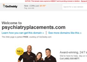 psychiatryplacements.com