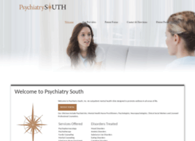 psychiatrysouth.com