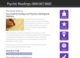 psychic-directory.com