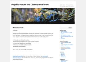psychic-forum.com