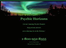 psychic-horizons.com
