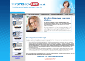 psychic-live.co.uk