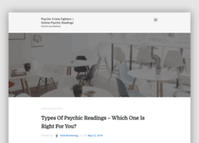 psychiccrimefighter.com