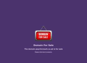 psychicreach.co.uk