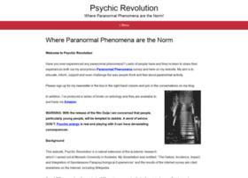 psychicrevolution.com
