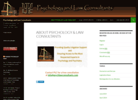 psychlawconsultants.com