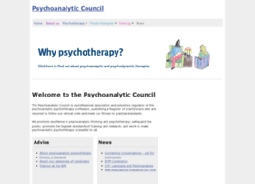 psychoanalytic-council.org