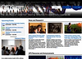 psychologicalscience.org