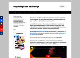 psychologievanhetuiterlijk.nl