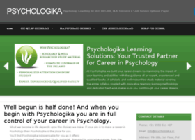 psychologika.in