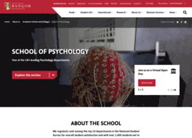 psychology.bangor.ac.uk