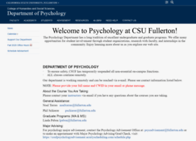 psychology.fullerton.edu