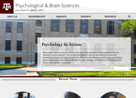 psychology.tamu.edu