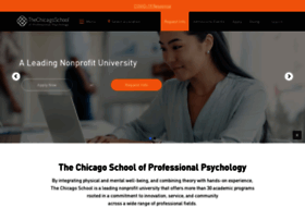psychology.thechicagoschool.edu