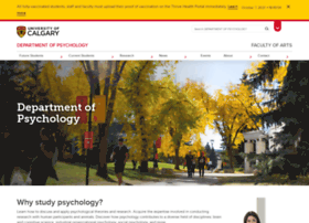 psychology.ucalgary.ca