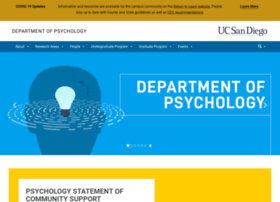psychology.ucsd.edu