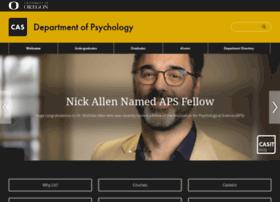 psychology.uoregon.edu