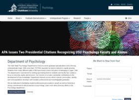 psychology.usu.edu