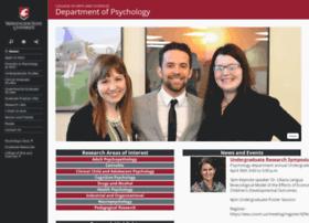 psychology.wsu.edu