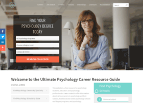 psychologycareercenter.org