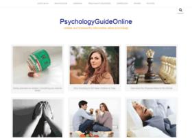 psychologyguideonline.com