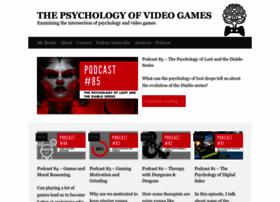 psychologyofgames.com