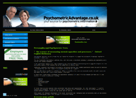 psychometricadvantage.co.uk
