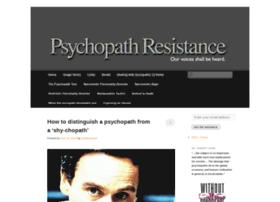 psychopathresistance.wordpress.com