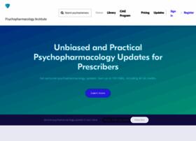 psychopharmacologyinstitute.com